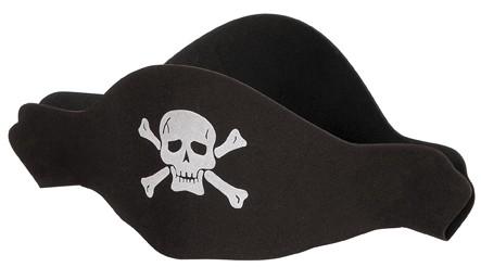 Foam Pirate Hat