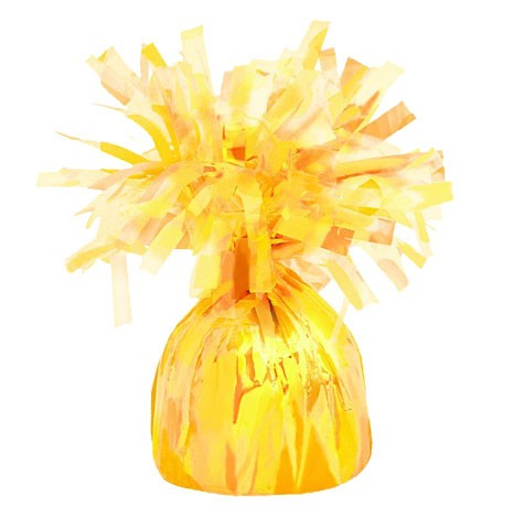 Foil Weight - Yellow - (Box of 6)