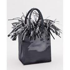 Giftbag Weight - Black - (Box of 6)