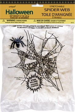 Stretchable Spiderweb