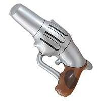 Inflatable Cowboy Gun - 29 cm
