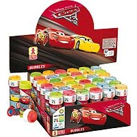 Bubble Tubs Cars 3 60ml - 36ct.