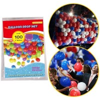 Balloon Drop Net 100