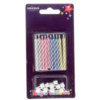 Magic Candles (Relighting) (Pack of 6)