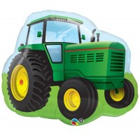 "Farm Tractor 34"" Shape"