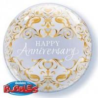 """Anniversary Classic 22"""" Single Bubble"""