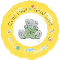 "Good Luck - Me To You 18"" Foil Balloon"
