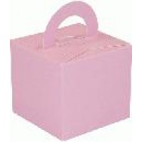 Balloon/Gift Box Pink x 10pcs