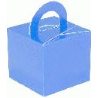 Balloon/Gift Box Light Blue x 10pcs
