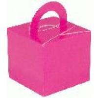 Balloon/Gift Box Fuchsia x 10pcs