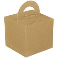 Balloon/Gift Box Craft Natural x 10pcs