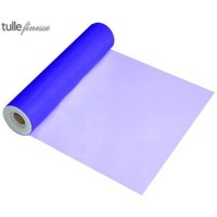 Tulle Finesse 12in x 25yards Royal Blue