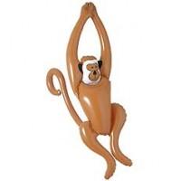 Inflatable Swinging Monkey 90 Cm