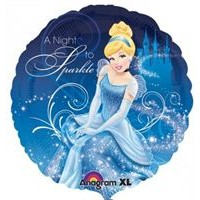 "Disney Princess - Cinderella - 18"" foil balloon"