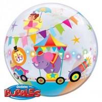 """Circus Parade 22"""" Single Bubble"""