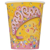 Princess Party Cups 8CT