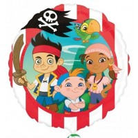 "Jake and the Neverland Pirates - 18"" foil balloon"