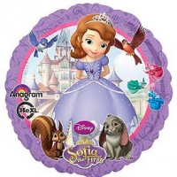"Sofia The First - 18"" Foil Balloon"