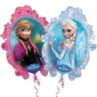 "Frozen Frame Shape 25"" x 31"""