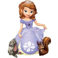 "Sofia The First Airwalker 37"" x 48"""