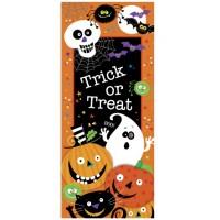 """Spooky Smiles Door Poster 27"""" x 60"""""""