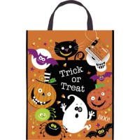 Spooky Smiles Party Tote Bag