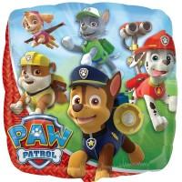 """Paw Patrol Standard 18"""" Foil Balloon"""