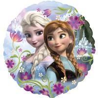 """Frozen Anna & Elsa 18"""" Foil Balloon"""