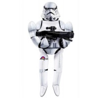 "Star Wars Storm Trooper Airwalker 33"" x 70"""