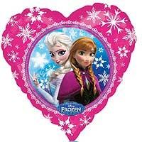"Frozen Anna & Elsa Street Treat - 18"" foil balloon"