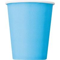 Powder Blue 9 OZ. Cups 14 CT.