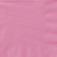 Hot Pink Luncheon Napkins 20 CT.