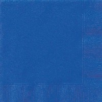 Royal Blue Luncheon Napkins 20 CT.