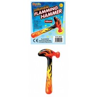 Inflatable Flame Hammer 60cm