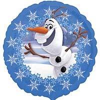 """Frozen Olaf Street Treat - 18"""" foil balloon"""
