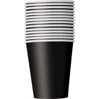 Midnight Black 9 OZ. Cups 14 CT.