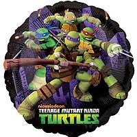 """Teenage Mutant Ninja Turtle Street Treat - 18"""" foil balloon"""