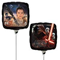 "Star Wars Episode Vii 9"" - Inflated With Cup & Stick"