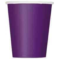 Deep Purple 9 OZ. Cups - 14 CT.