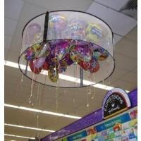 Circular Balloon Corral