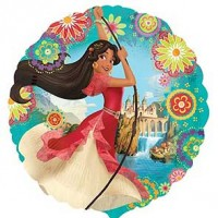"Elena Of Avalor - 18"" Foil Balloon"
