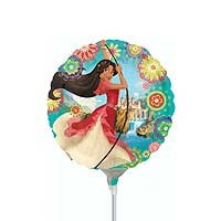 "Elena Of Avalor 9"" - Inflated With Cup & Stick"