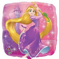 "Disney Princess Rapunzel - 18"" Foil Balloon"