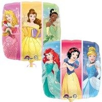 "Disney Princess Dream Big 18"" Foil Balloon"
