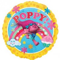 "Trolls Poppy - 18"" Foil Balloon"