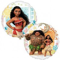 "Disney Moana - 18"" Foil Balloon"