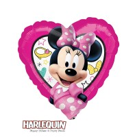 "Minnie (2 Sided Design) - 18"" Foil Balloon"