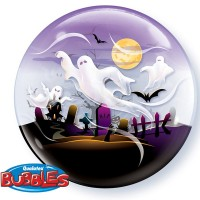 "Spooky Ghosts 22"" Bubble"