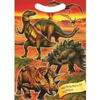 Dinosaur Party Loot Bag 6ct
