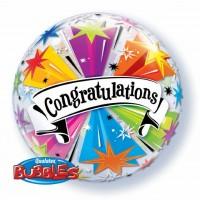 Congratulations Banner Blast